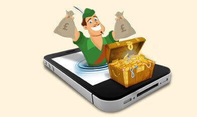 mobile phone betting bonuses