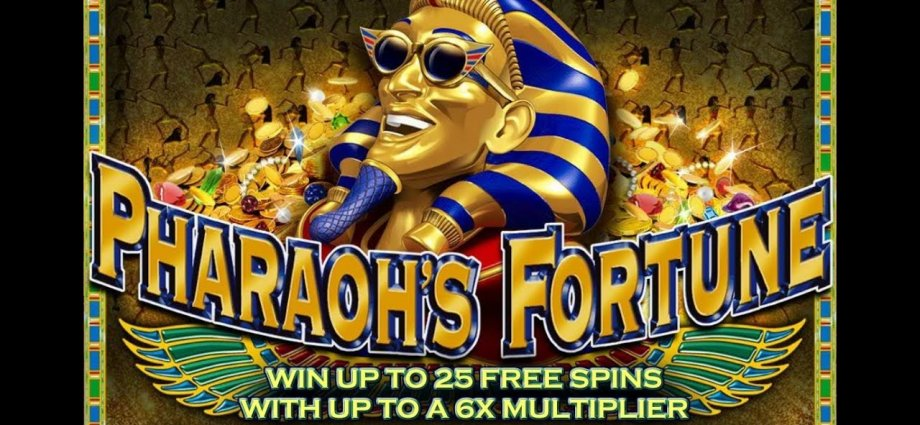 A Guide To The Pharaoh's Fortune Slot (10-Line Version)