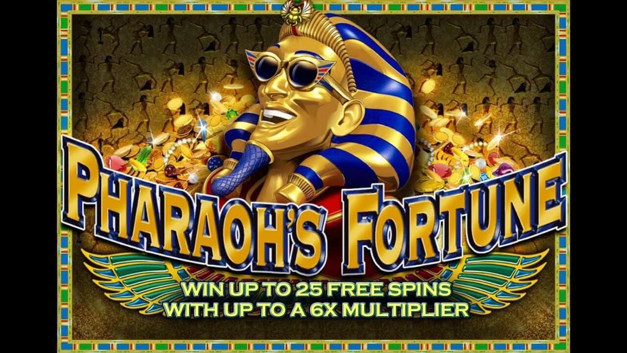 Free Casino Games Pharaohs Fortune